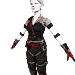 Castithan Female Outfit Item