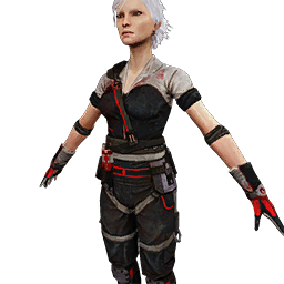 Human Female Outfit Item