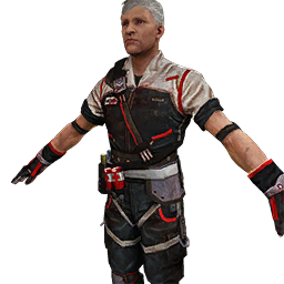 Human Male Outfit Item