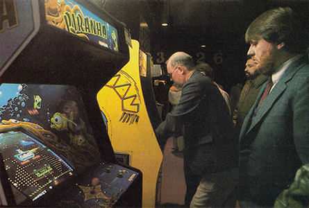 Few movies of the 70s prior to the Space Invaders craze in the summer of  1978 managed to capture the airy, brightly lit game parlors before video  arcade ...